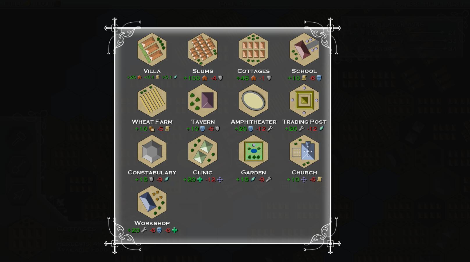 Building Chooser